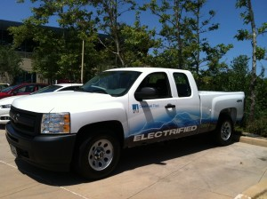VIAs Electrified erev40 pick up truck soon to hit the market