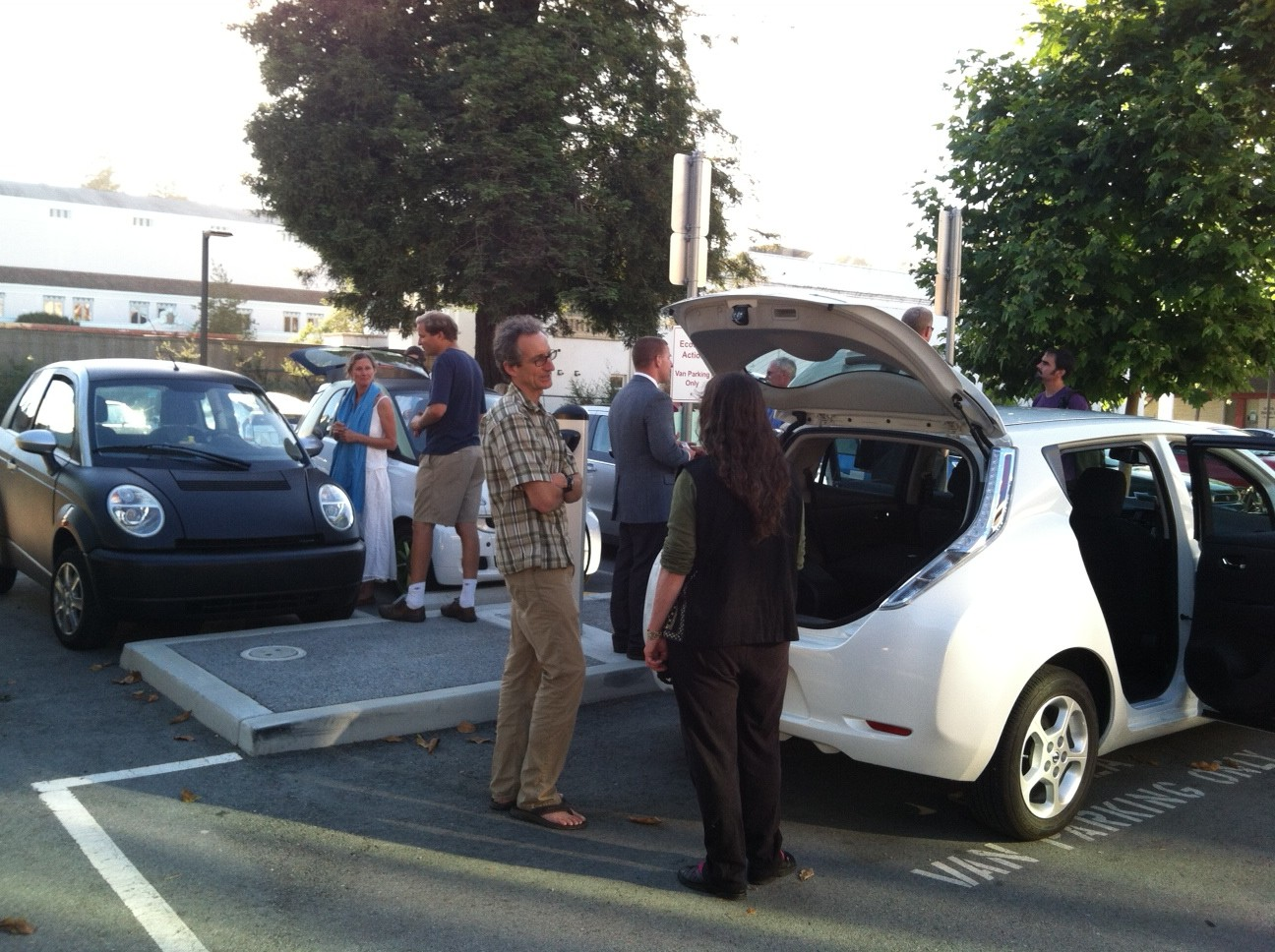 Events Monterey Bay Electric Vehicle Alliance - Bay city car show 2018